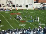 F29 - The Citadel offense vs. Samford