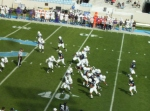 F3 - The Citadel offense vs. Furman
