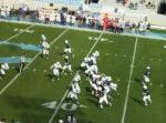 F3 - The Citadel offense vs. Furman