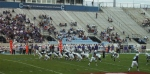 F33 - The Citadel offense vs. Furman