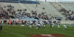 F34 - The Citadel offense vs. Furman