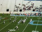 F35 - The Citadel defense vs. Samford