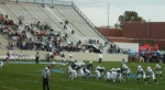 F36 - The Citadel offense vs. Furman