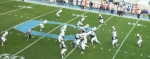 F4 - The Citadel offense vs. Furman