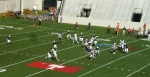 F40 - The Citadel defense vs. Samford