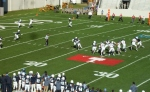 F43 - The Citadel defense vs. Samford