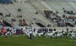 F43 - The Citadel offense vs. Furman