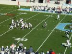 F45 - The Citadel defense vs. Samford