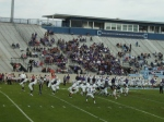 F45 - The Citadel offense vs. Furman
