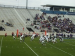 F46 - The Citadel offense vs. Furman