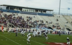 F47 - The Citadel offense vs. Furman