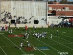 F48 - The Citadel offense vs. Samford