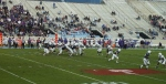 F50 - The Citadel offense vs. Furman