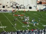 F50 - The Citadel offense vs. Samford