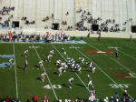 F51 - The Citadel offense vs. Samford