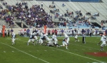 F52 - The Citadel offense vs. Furman