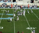 F52 - The Citadel offense vs. Samford