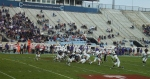 F53 - The Citadel offense vs. Furman
