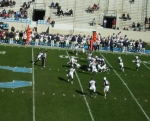 F53 - The Citadel offense vs. Samford