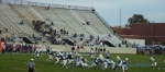 F54 - The Citadel offense vs. Furman