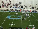 F54 - The Citadel offense vs. Samford