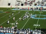 F55 - The Citadel offense vs. Samford