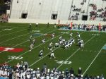 F56 - The Citadel offense vs. Samford