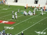 F57 - The Citadel offense vs. Samford