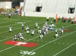 F58 - The Citadel offense vs. Samford