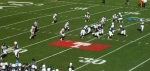 F59 - The Citadel offense vs. Samford