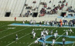 F6 - The Citadel offense vs. Samford