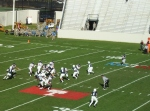 F60 - The Citadel defense vs. Samford