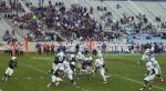 F60 - The Citadel offense vs. Furman