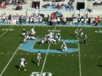 F61 - The Citadel defense vs. Samford