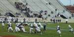 F61 - The Citadel offense vs. Furman