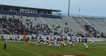 F62 - The Citadel offense vs. Furman