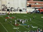 F67 - The Citadel offense vs. Samford