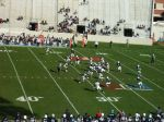 F68 - The Citadel offense vs. Samford