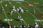 F69 - The Citadel offense vs. Samford
