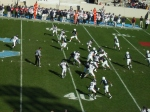 F70 - The Citadel offense vs. Samford