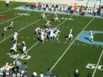 F71 - The Citadel offense vs. Samford