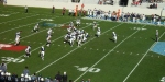 F73 - The Citadel offense vs. Samford