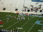F74 - The Citadel offense vs. Samford