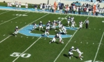 F8 - The Citadel offense vs. Samford