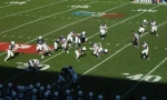 F81 - The Citadel offense vs. Samford