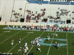F83 - The Citadel offense vs. Samford