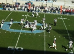 F84 - The Citadel offense vs. Samford