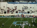 F85 - The Citadel offense vs. Samford