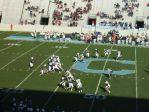 F86 - The Citadel offense vs. Samford