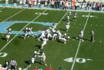 F9 - The Citadel offense vs. Samford